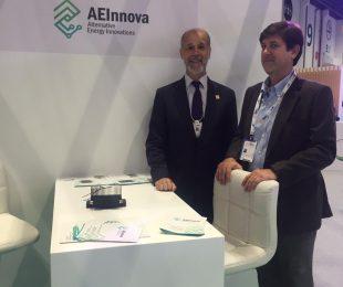 24th World Energy Congress – David Comellas y elSecretario de Estado de Energía