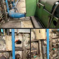 Combustion Fans Vibration [Iron & Steel]
