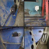 Vibration Monitoring [Iron & Steel]