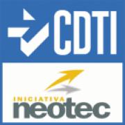 CDTI Neotec Logo